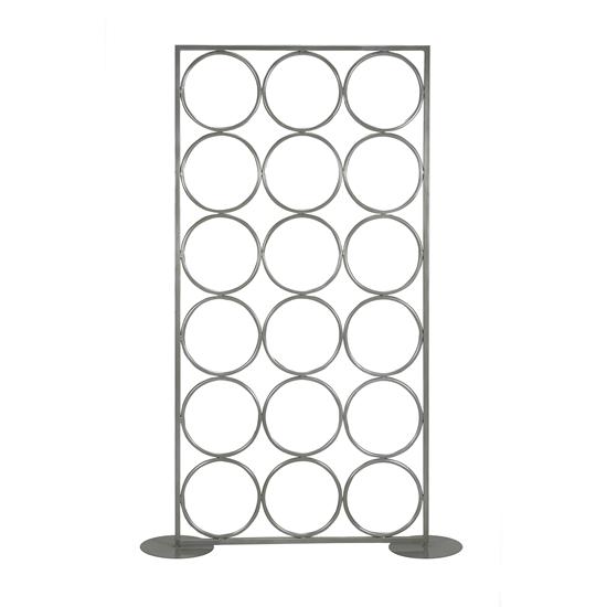 Vortex Divider Wall